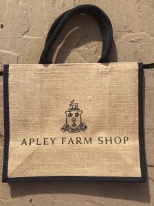 2015-10-25, AFS hessian shopping bags