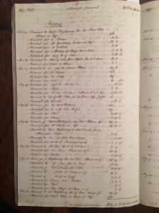 2015-12-14, Apley Estate Farm accounts 1817