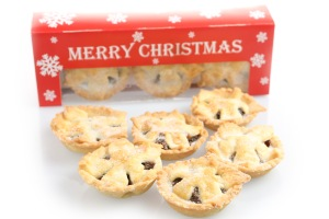 Handmade Apley mince pies by Julie