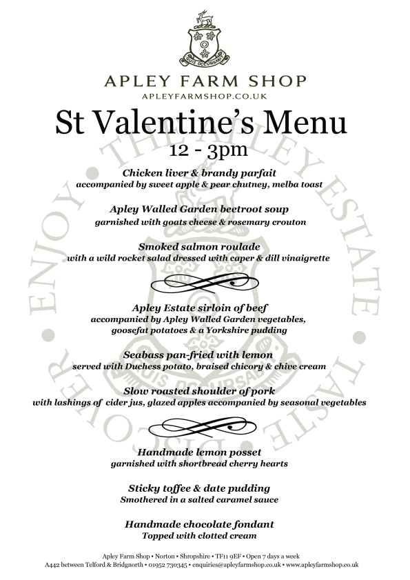 2016-01-14, Valentine's Day menu v4 LH