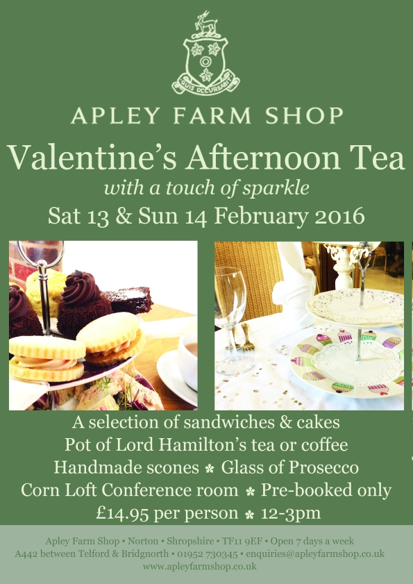 2016-01-15, Valentine's Afternoon Tea poster v5 JPEG