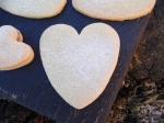 2016-01-20, Heart shortbread Valentine