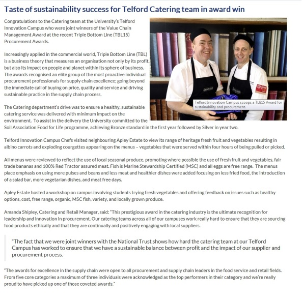 University of Wolverhampton news
