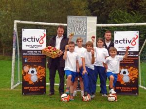2014-09-19, Apley Farm Shop & Activ8 - apples initiative 2