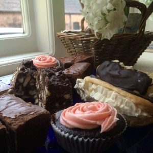 2016-03-05, Cakes by new Head Baker Lisa