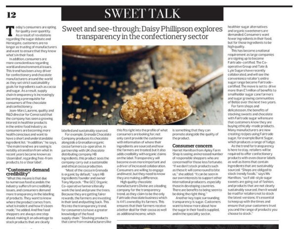 2016-04-01, Specialty Food Magazine, Sweet Talk page, jpeg cropped