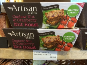 Artisan Grains - nut loaf