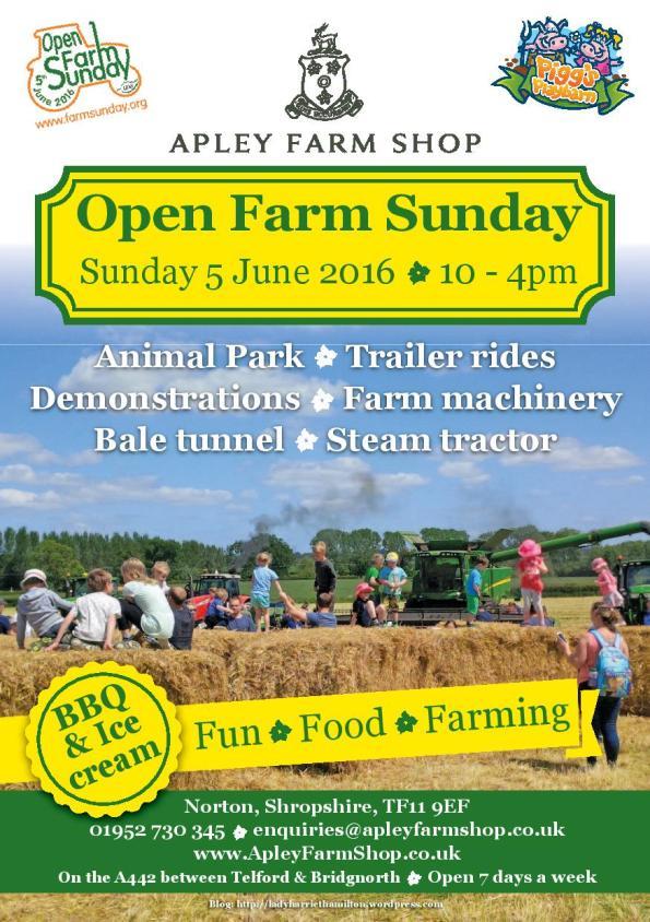 2016-04-21, Open Farm Sunday leaflet FINAL JPEG 1 front