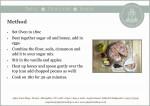 2016-11-04, Apley honey & apple cake recipe back