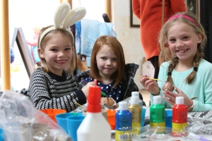Easter Fun Day Egg Painting 1