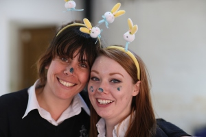 Easter Lauren & Brenda 1