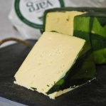 Try this also-very-seasonal wild garlic yarg