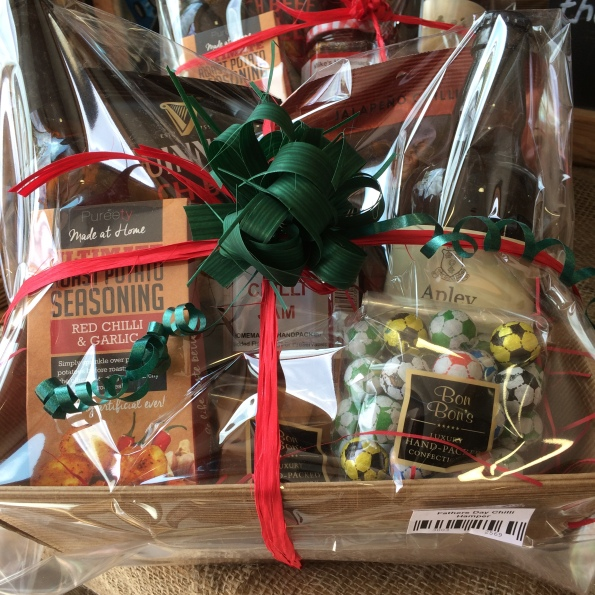 2016-06-03, Fathers' Day hampers