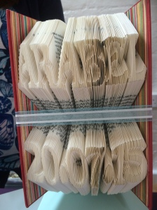 2016-06-19, Arabel 20 07 15 - folded book pages