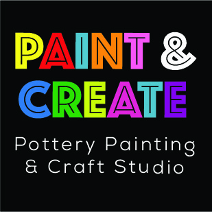 paint and create sq logo