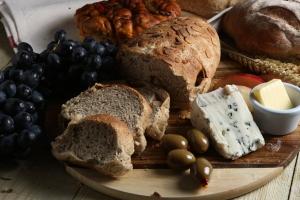 Swifts bread in Apley Farm Shop