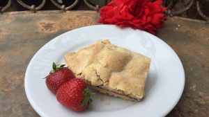 Cake of the week: Strawberry shortbread