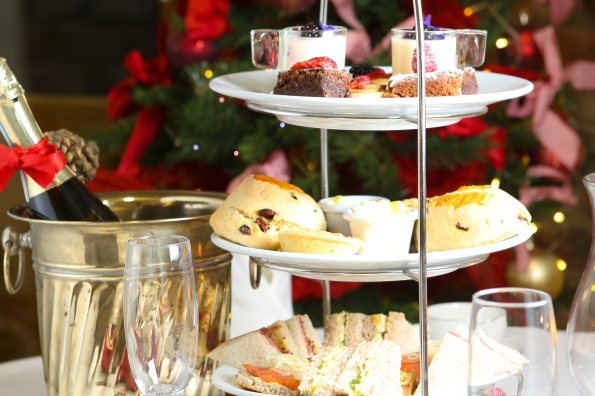 Christmas Afternoon Teas, photo by Steve Watts