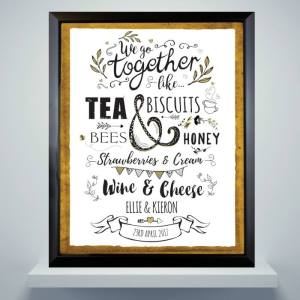 we-go-together-framed-print