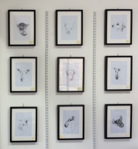 Flora Farrell paintings & drawings