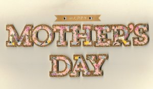 Mothers' Day card