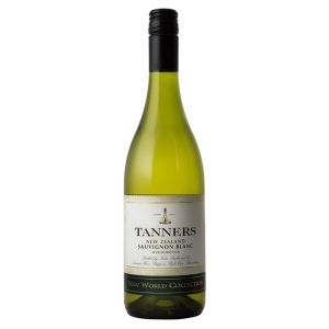 Tanners' New Zealand Sauvignon Blanc white wine