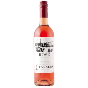 Tanners rose wine