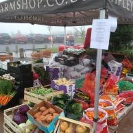 Christmas fruit & veg boxes still available